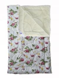 Купить меховое одеяло 301 оптом, в розницу, напрямую от производителя из Украины