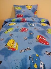 Купить детское постельное белье 22062 оптом, в розницу, напрямую от производителя из Украины