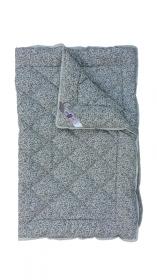 Купить шерстяное одеяло 52903 оптом, в розницу, напрямую от производителя из Украины