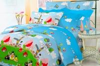 Купить постельное белье 222001 оптом, в розницу, напрямую от производителя из Украины