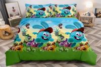 Купить детское постельное белье 222701 оптом, в розницу, напрямую от производителя из Украины